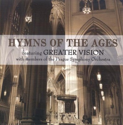 Hymns Of The Ages CD   -     By: Greater Vision