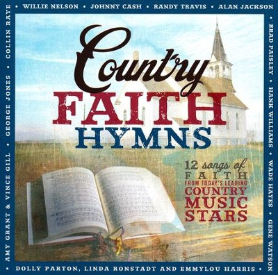 Country Faith Hymns   -     By: Various Artists
