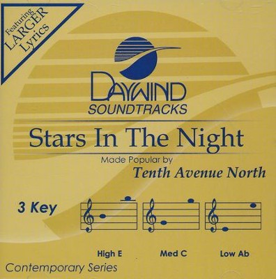 Stars In The Night, Acc CD   -     By: Tenth Avenue North