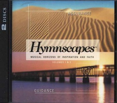Hymnscapes Volumes 1 & 2: Assurance/Guidance CD   -