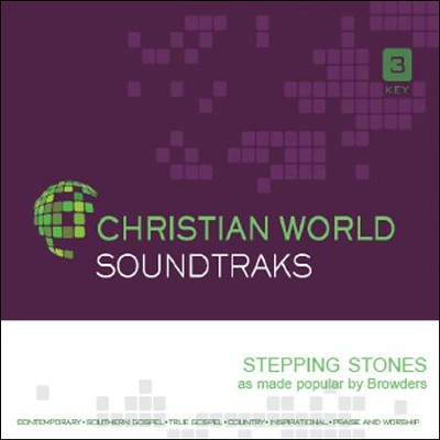Stepping Stones, Acc CD   -     By: The Browders