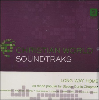 Long Way Home Acc, CD  -     By: Steven Curtis Chapman
