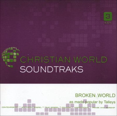 Broken World, Acc CD   -     By: The Talleys