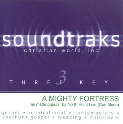 A Mighty Fortress, Accompaniment CD   -     By: North Point Live