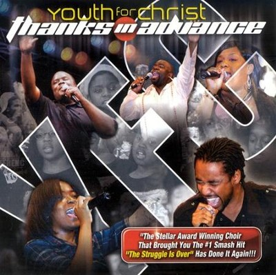 Thanks In Advance CD   -     By: Youth for Christ