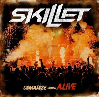 Comatose Comes Alive--CD and DVD   -     By: Skillet