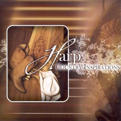 Harp Country Inspirations CD   -