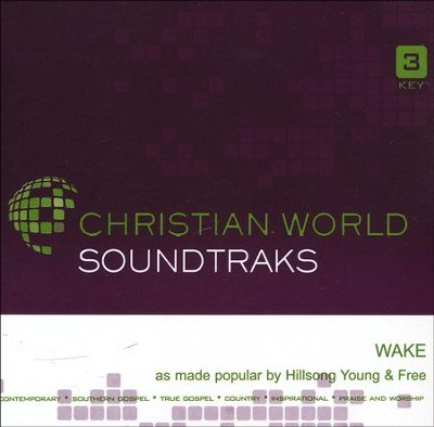 Wake Acc, CD  -     By: Hillsong Young & Free