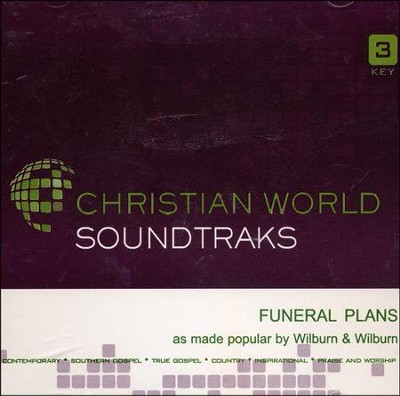 Funeral Plans, Acc CD   -     By: Wilburn & Wilburn
