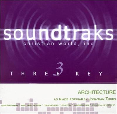 Architecture Acc, CD  -     By: Jonathan Thulin