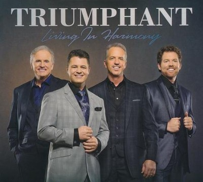 Living in Harmony CD   -     By: Triumphant