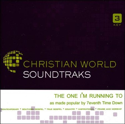 The One I'm Running To, Accompaniment CD   -     By: 7eventh Time Down