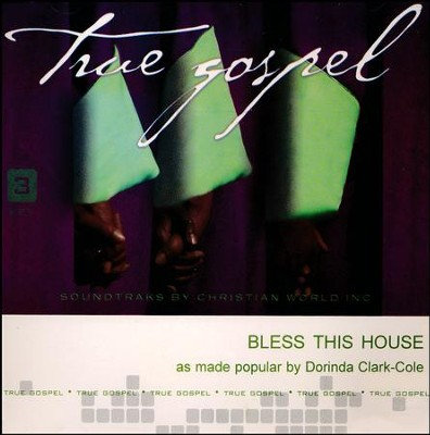 Bless This House, Acc CD   -     By: Dorinda Clark-Cole