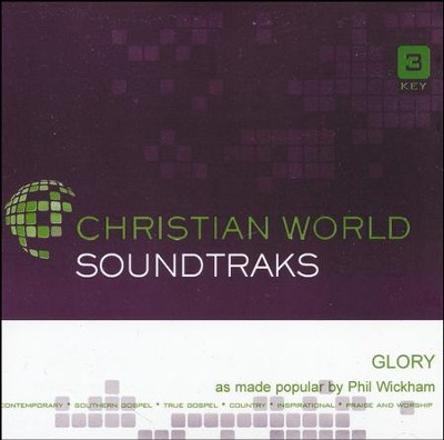 Glory, Accompaniment Track   -     By: Phil Wickham