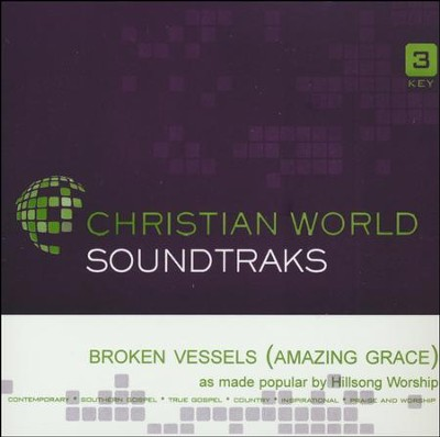 Broken Vessels (Amazing Grace), Acc CD   -     By: Hillsong Worship