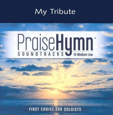 My Tribute, Acc CD   -     By: Sandi Patty