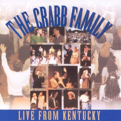 Live From Kentucky CD   -     By: The Crabb Family