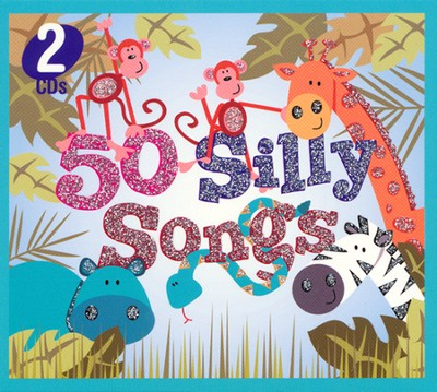 50 Silly Songs 2 CD Set   -