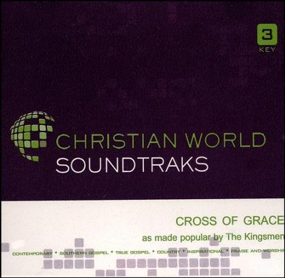 Cross Of Grace, Acc CD   -     By: The Kingsmen