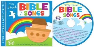 My First Bible Songs   -