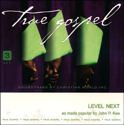 Level Next, Acc CD   -     By: John P. Kee
