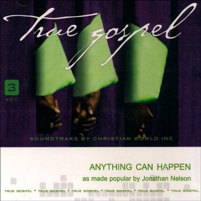 Anything Can Happen, Acc CD   -     By: Jonathan Nelson