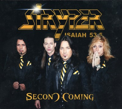 Second Coming   -     By: Stryper