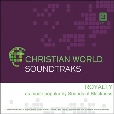Royalty, Acc CD   -     By: Sounds of Blackness