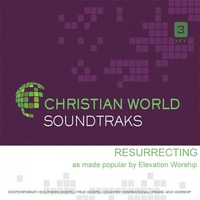 Resurrecting, Acc CD   -     By: Elevation Worship