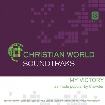 My Victory, Acc CD   -     By: Crowder