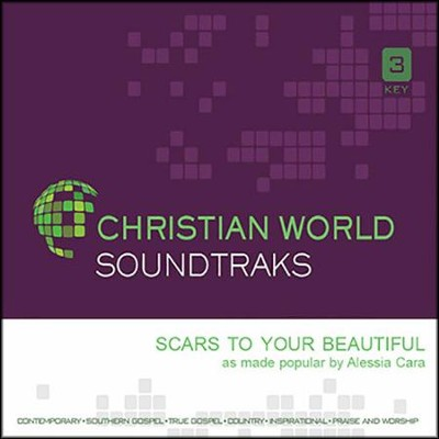 Scars to Your Beautiful, Accompaniment CD   -     By: Alessia Cara