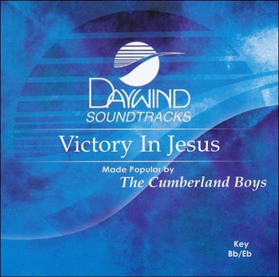 Victory In Jesus, Accompaniment CD   -     By: The Cumberland Quartet