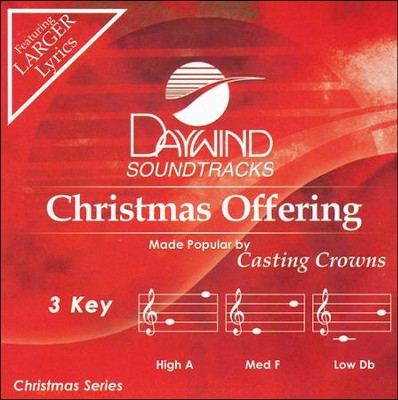 Christmas Offering  -     By: Casting Crowns
