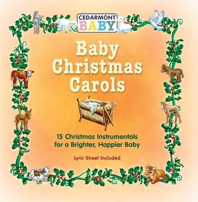 Baby Christmas Carols CD   -     By: Cedarmont Kids