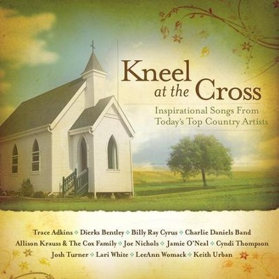 Kneel At the Cross CD  -     By: Various Artists