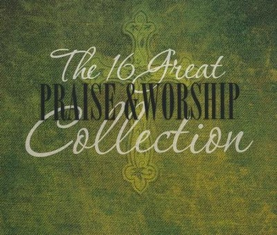 16 Great Praise & Worship Collection 3 Pack  -     By: Various Artists