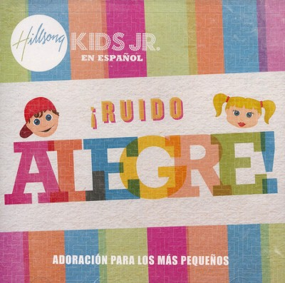 Ruido Alegre, CD (Crazy Noise, CD)   -     By: Hillsong Kids
