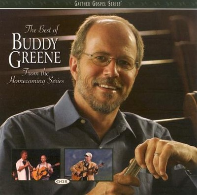 The Best of Buddy Greene CD   -     By: Buddy Greene