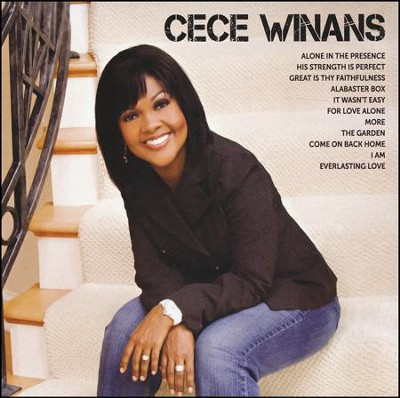 Icon: CeCe Winans   -     By: CeCe Winans