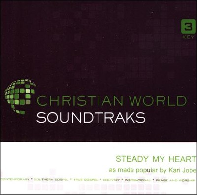 Steady My Heart   -     By: Kari Jobe