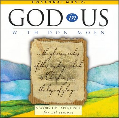 God In Us Musical  -     By: Don Moen
