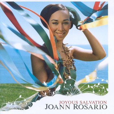 Joyous Salvation CD   -     By: Joann Rosario