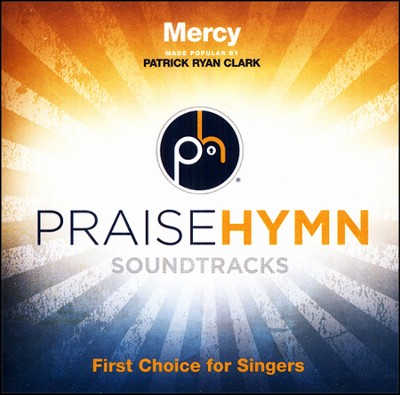 Mercy (High With Background Vocals)  [Music Download] -