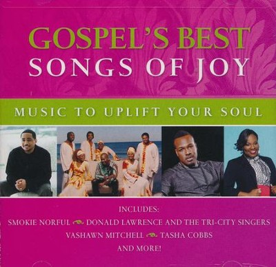 Gospel's Best: Songs of Joy   -