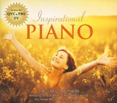 Inspirational Piano   -     By: The O'Neill Brothers