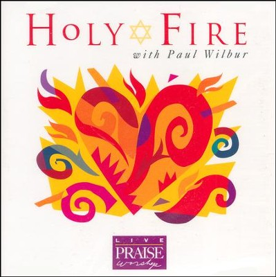 Holy Fire, Compact Disc [CD]   -     By: Paul Wilbur
