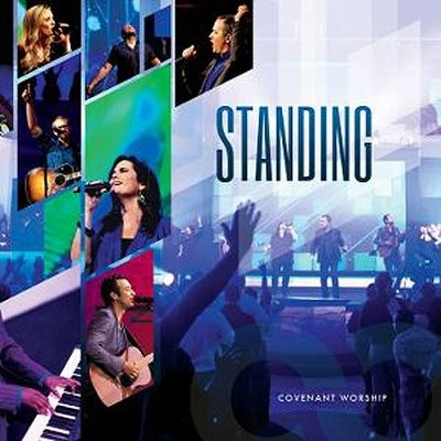 Standing (CD/DVD)   -     By: Covenant Worship