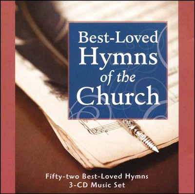 Best-Loved Hymns of the Church: 3 CDs  -