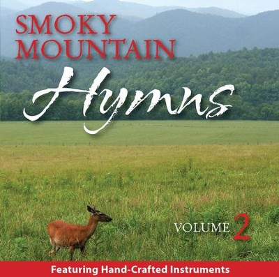 Smoky Mountain Hymns, Volume 2 CD   -