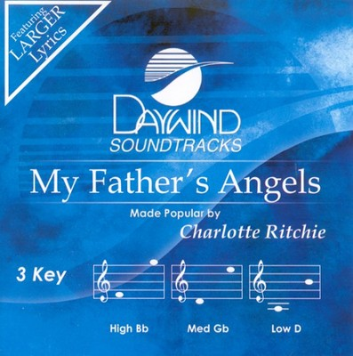 My Father's Angels, Accompaniment CD   -     By: Charlotte Ritchie